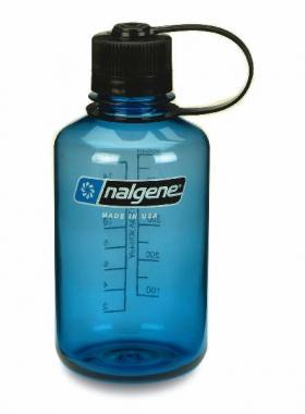 Nalgene Polycarbonat-Flasche 0,5 Liter, dunkelblau