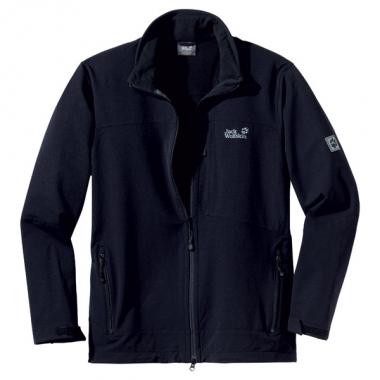 Jack Wolfskin Activate Jacket Men - black / M
