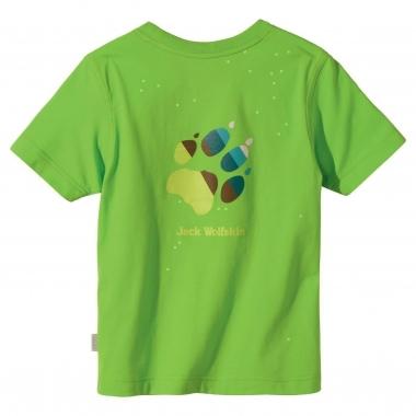 Jack Wolfskin Kids Paw T - leaf-green / 140