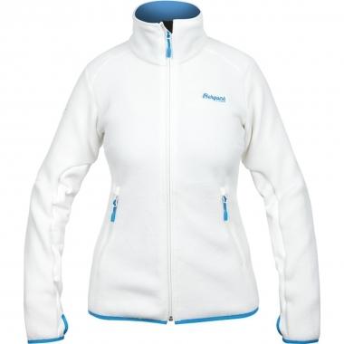 Bergans Lyse II Lady Jacket - white-alaskanblue / M