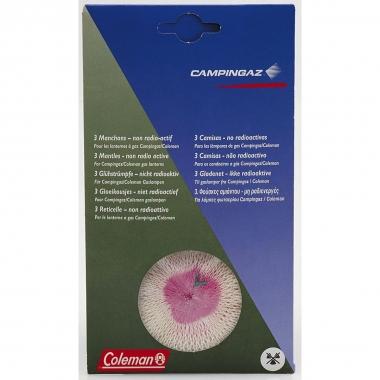 Campingaz/Coleman Glühstrümpfe, Größe L 3er Pack