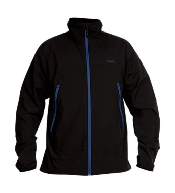 Bergans Active Light Jacket - black-indigo / XL