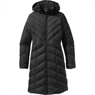 Patagonia Womens Down with it Parka - black / S