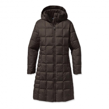 Patagonia Womens Down with it Parka - darkwalnut / L