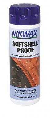 Nikwax Softshell Proof, 300 ml