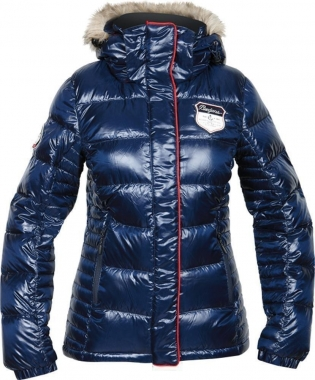 Bergans Bodo Down Lady Jacket - midnight-blue / L