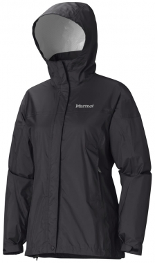 Marmot Womens PreCip Jacket - black / XL