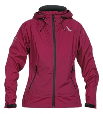 Bergans Microlight Lady Jacket - dark-rose / L