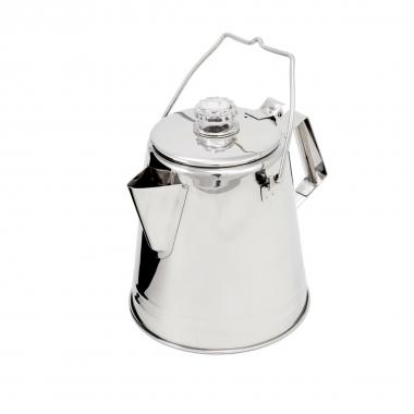 GSI Kaffeekanne, Edelstahl 8 Tassen