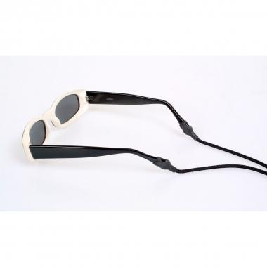 EK Cat Strap, 3-way Brillenhalter schwarz