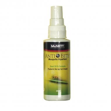 McNett AntiBite Moskitoschutz Deet 50% Pumpspray, 60 ml