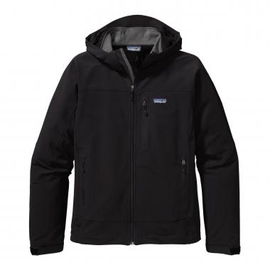 Patagonia Mens Simple Guide Hoody - black / XL
