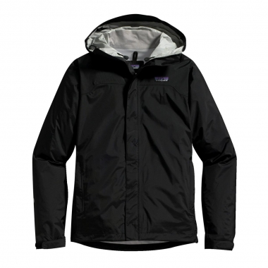 Patagonia Womens Torrentshell Jacket - black / S