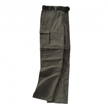 Schöffel Bowden Zip-Off Pant - deepforest / 26