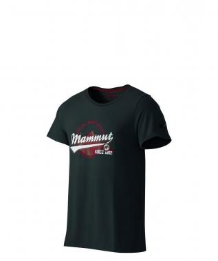 Mammut Cliff T-Shirt Men - dark oak / L