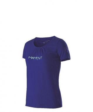 Mammut Fraya T-Shirt Women - amethyst / L
