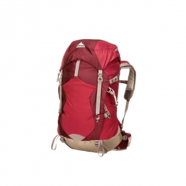 Gregory Jade 40 - rosewood-red / 41 L
