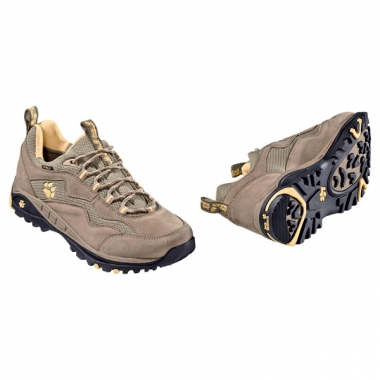 Jack Wolfskin PROCEED TEXAPORE O2 Women - pebble stone / UK:4.5