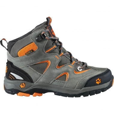Jack Wolfskin Kids All Terrain Texapore - tarmac-grey / 31