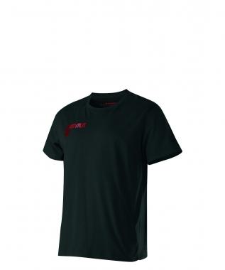 Mammut Ledge T-Shirt - black-inferno / XL