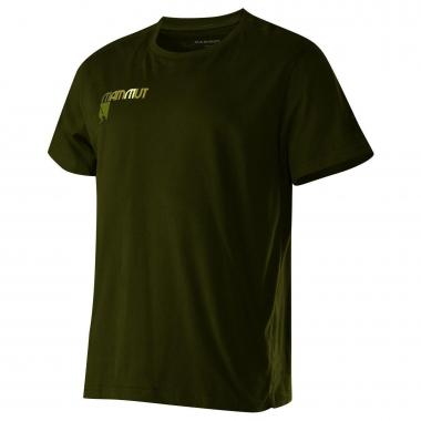 Mammut Ledge T-Shirt - ivy / L