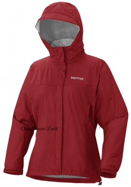 Marmot Women PreCip Jacket - fire / S