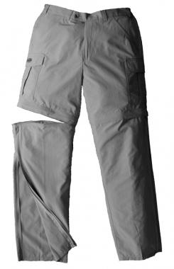 Sunway T-Zip Hose Men longstrech - anthracite / 25