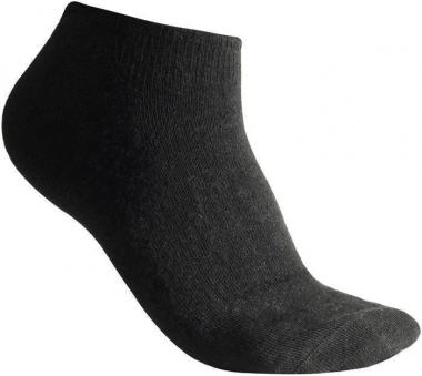 WoolPower Shoe Liner Socken - black / 45-48