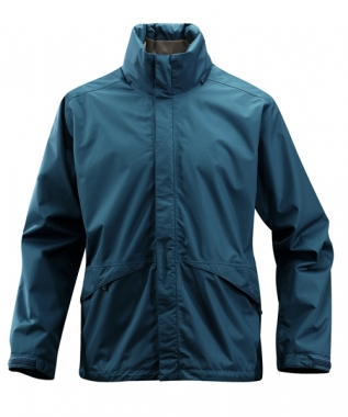Vaude Womens Escape V Jacket - steelblue / 40