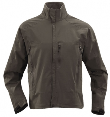 Vaude Decoder Jacket Softshelljacke - Decoder Jacket II, lightbrown, M