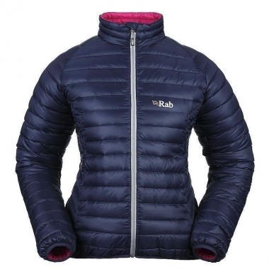 Rab Womens Microlight Jacket - twilight / 40