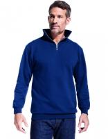 Herren Troyer Sweater Royal, Größe: S