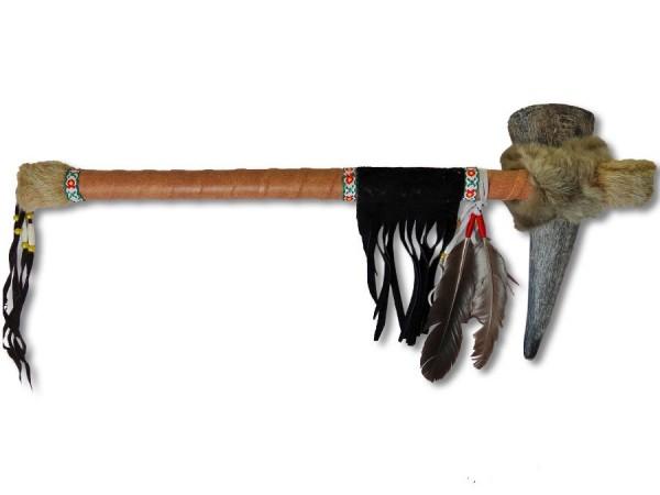 Tomahawk Büffelhorn 50cm