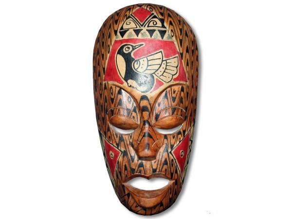Wandmaske / Maske Lombock 15cm