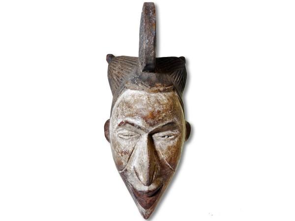 Maske der Igbo Nigeria/Afrika 33cm