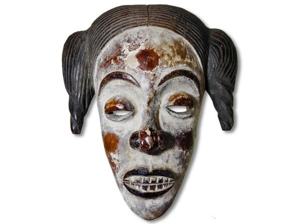 Maske Anang Nigeria/Afrika 32cm
