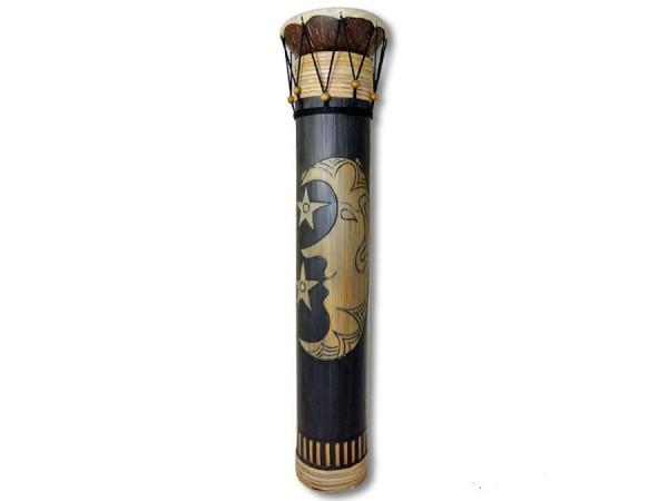 Bambus Trommel Kokosnuß 70cm