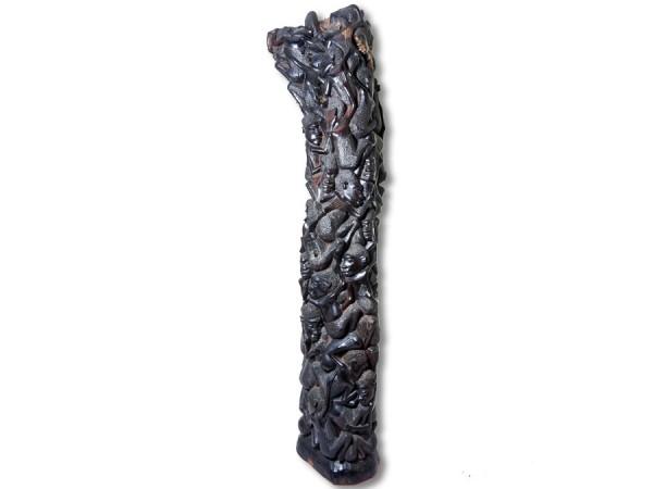 Menschenpyramide der Makonde 68cm