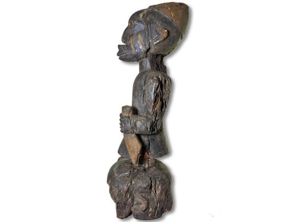 Epa-Helmmaske der Yoruba Nigeria Afrika 52cm