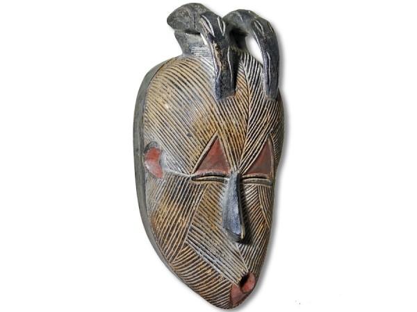 Luba Maske Kongo/Afrika 34cm