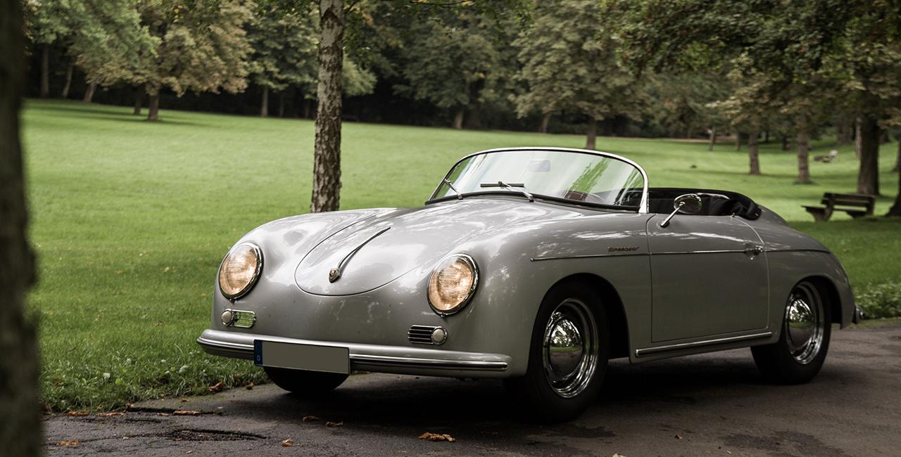 1 Tag Porsche 356 selber fahren Mömbris