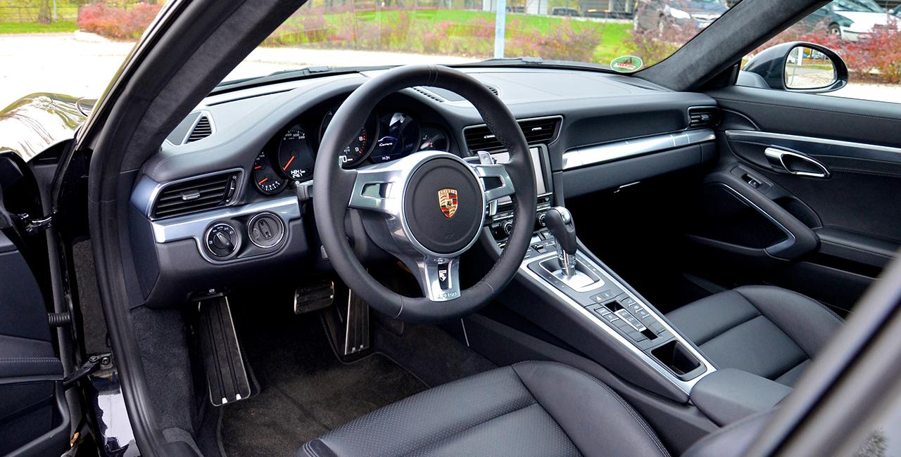 1 Tag Porsche 911 Carrera selber fahren in Düsseldorf