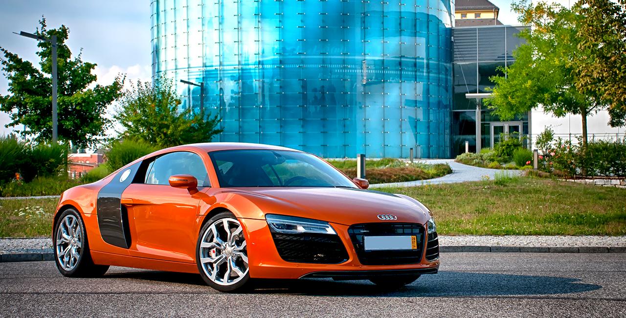3 Tage Audi R8 mieten in München