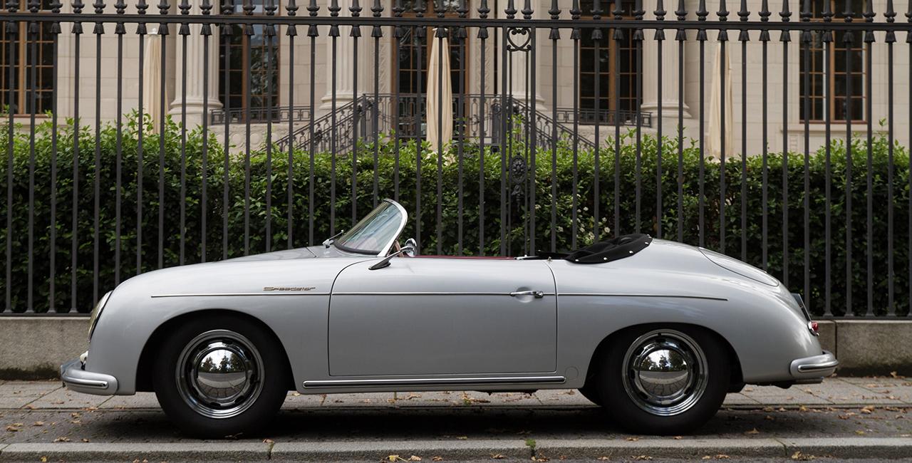 3 Tage Porsche 356 mieten Mömbris