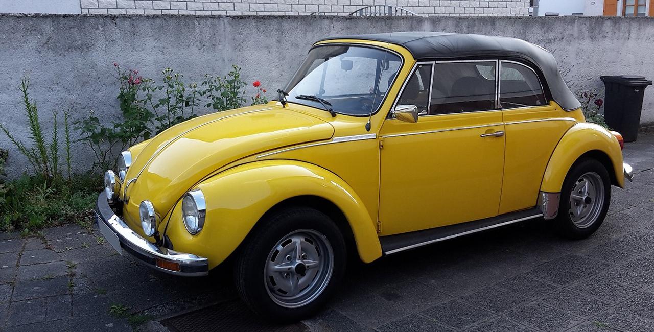 3 Tage VW Käfer mieten Schifferstadt