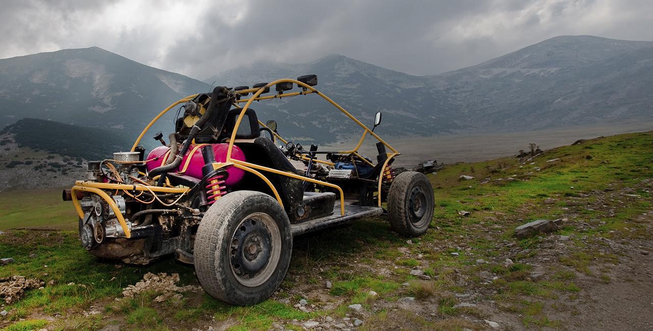 30 Min. Buggy offroad fahren in Steinbourg-Saverne
