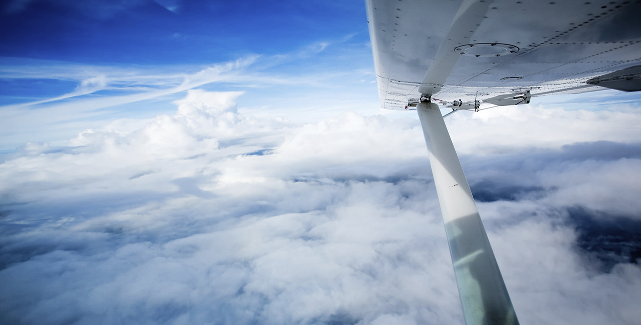 30 Min. Flugzeug Rundflug Eschbach