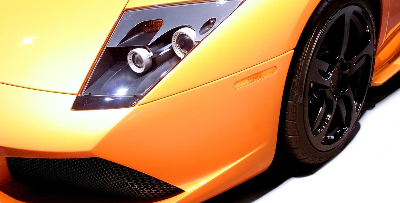 30 Min. Lamborghini Gallardo selber fahren in Mömbris, Bayern