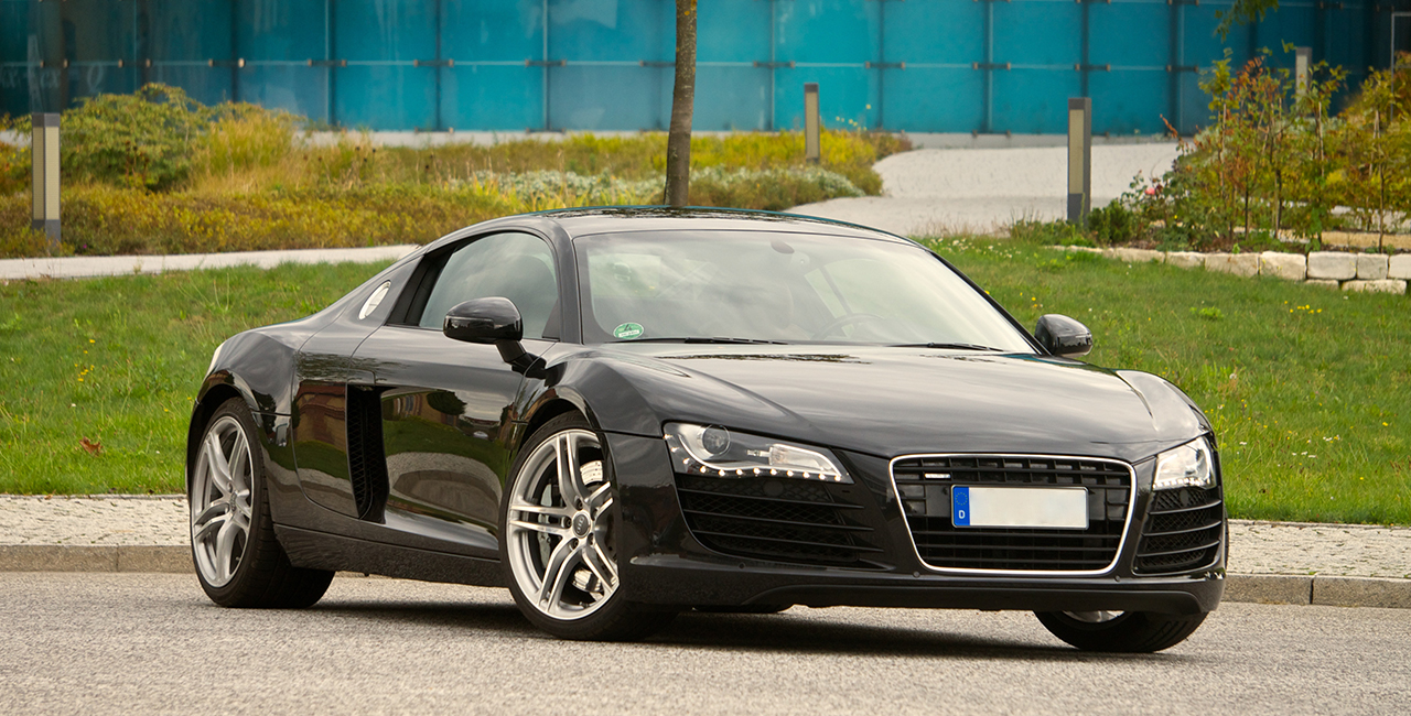 30 Tage Audi R8 mieten in Magdeburg