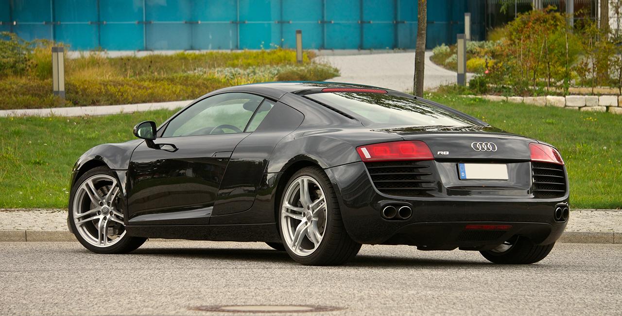 30 Tage Audi R8 mieten in München